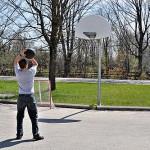 Carleton Place Basketball Court