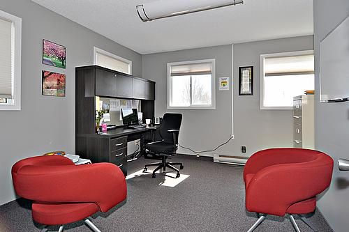 CP Therapist Office