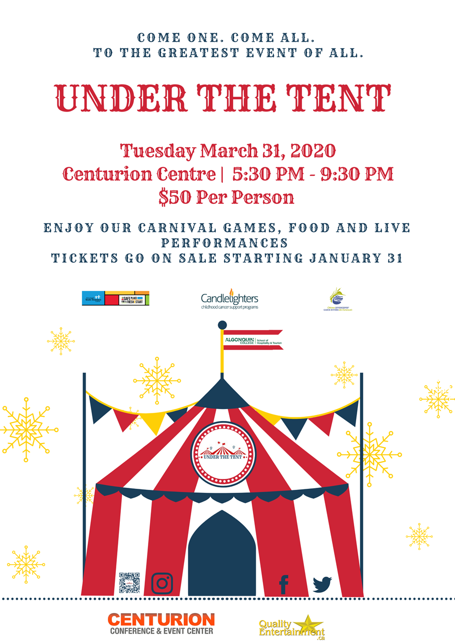 2020-03-18 — Under the Tent