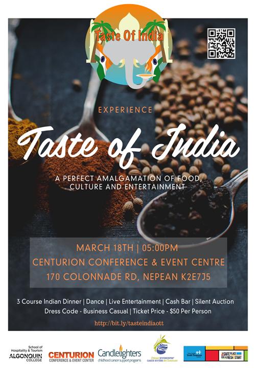 2020-03-18 — Taste of India