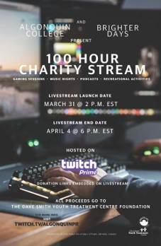 2021-03-31 — Brighter Days – 100 Hour Charity Stream