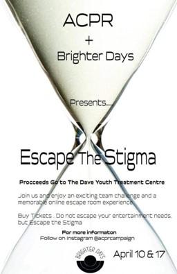 2021-04-17 — Brighter Days – Escape The Stigma