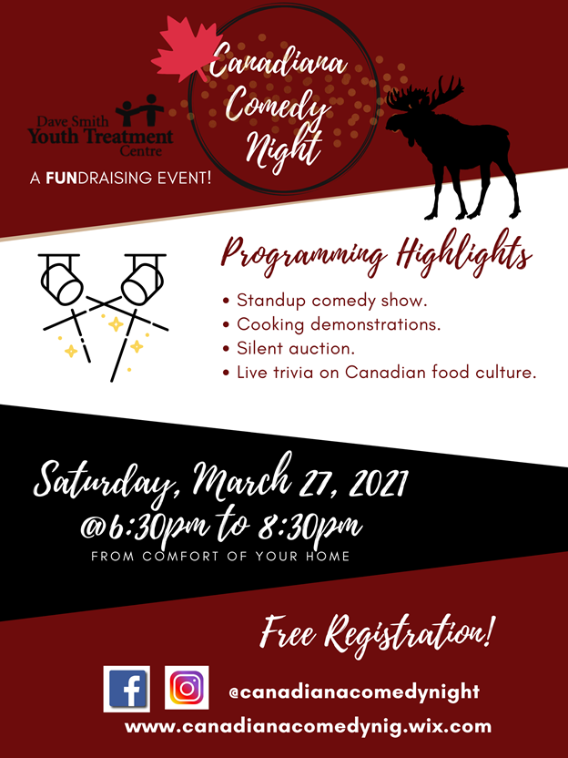 2021-03-27 — Canadian Comedy Night