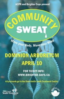 2021-04-10 — Brighter Days – Community  Sweat